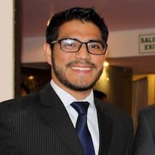 Användarprofil för Carlos Andrés