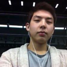 Perfil do usuário de SangJin