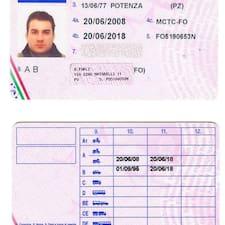 โพรไฟล์ผู้ใช้ Giovanni