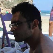 Golan felhasználói profilja