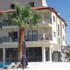 Venti Hotel Luxury User Profile