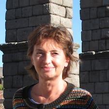 Moniek User Profile