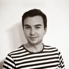 Razvan felhasználói profilja