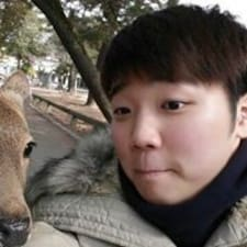 Профиль пользователя Yoon Jae