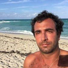 Profil korisnika Andres Esteban