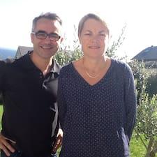 Christelle Et Ludovic est l'hôte.