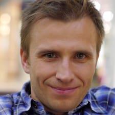 Användarprofil för Zoltán