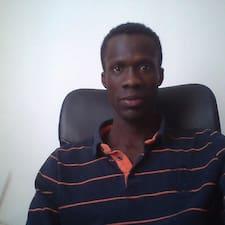 Mamadou felhasználói profilja