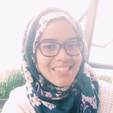 Andita User Profile