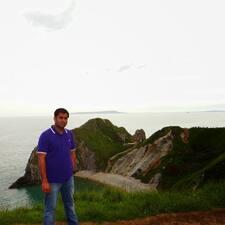 Antariksh User Profile