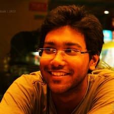 Shidhartha的用戶個人資料