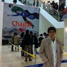 Nutzerprofil von Sanggyun