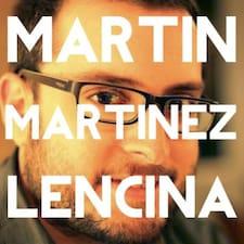 Perfil de usuario de Martín