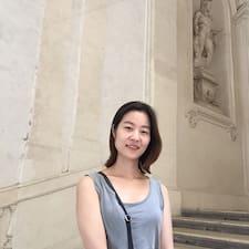 Inhee felhasználói profilja