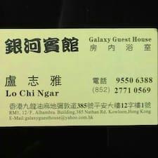 โพรไฟล์ผู้ใช้ 銀河賓館