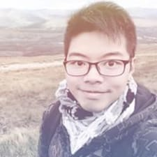 Perfil do utilizador de Junwei