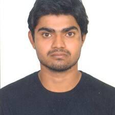 Henkilön Prithvi käyttäjäprofiili