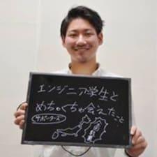 Профиль пользователя Daisuke
