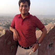 Amrish felhasználói profilja