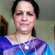 Nutzerprofil von Anuradha