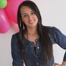 Profil utilisateur de Any Viviana