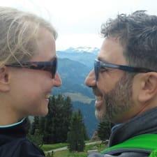 Steffi&Francesco的用戶個人資料