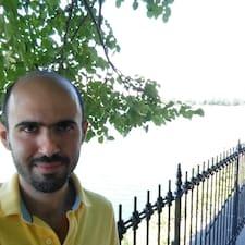 Bandar felhasználói profilja