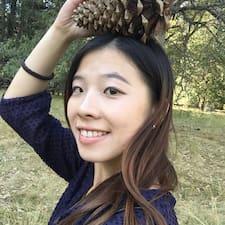 Gebruikersprofiel Yuna