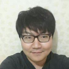 Användarprofil för 영욱