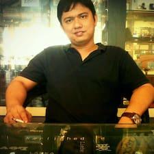 Asrul User Profile