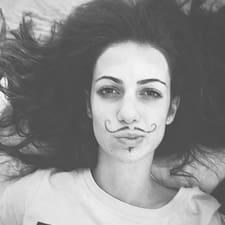 Monica - Uživatelský profil