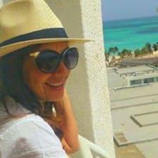 Patricia Ana felhasználói profilja