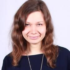 Användarprofil för Ekaterina