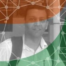 Perfil do utilizador de Deepak