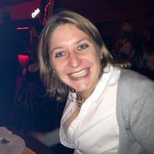 Géraldine felhasználói profilja