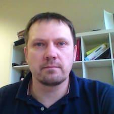 Jaanus User Profile