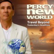 Profil utilisateur de Percy