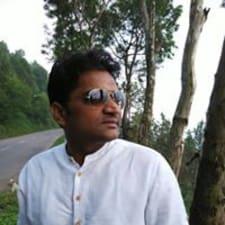 Amninder felhasználói profilja