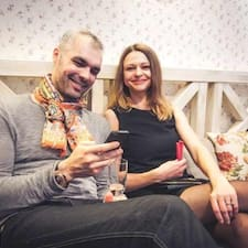 Yulia & Vlad User Profile