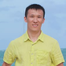 Akzhol User Profile