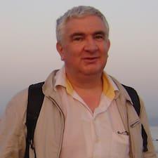 Profil utilisateur de Jacques-André