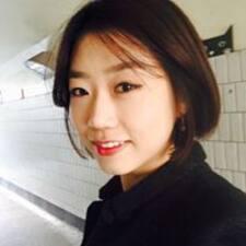 Henkilön Eun-Kyung käyttäjäprofiili