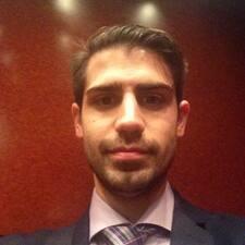 Justino felhasználói profilja