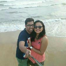Profil utilisateur de Ashwini