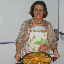Josefa ist der Gastgeber.