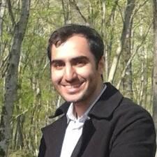 Amirreza User Profile