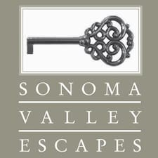 Sonoma Valley Escapes est l'hôte.