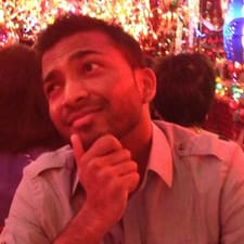 Perfil de usuario de Bharath