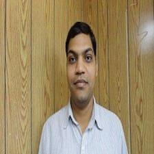 Vishal è l'host.