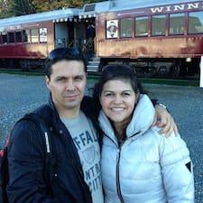 Fernando And Maryori je domaćin.